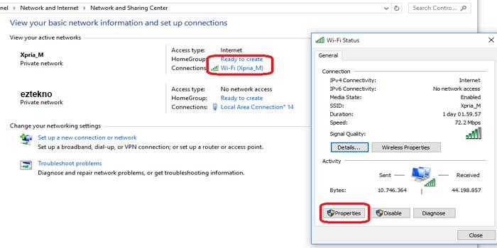 Cara Membuat Hotspot di Laptop Windows 7