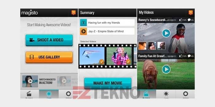 Aplikasi Edit Video di Android gratis