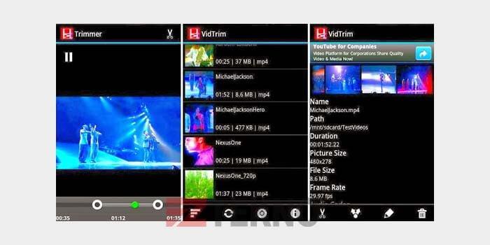 Aplikasi Edit Video di Android untuk pemula