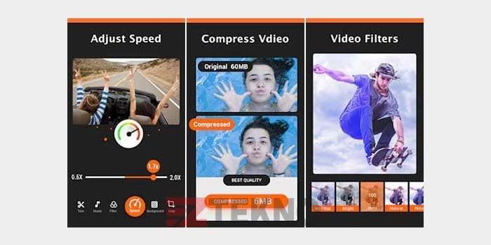 Aplikasi Edit Video di Android yang ringan