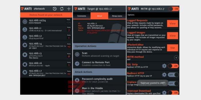 Aplikasi pembobol jaringan wifi android tanpa root