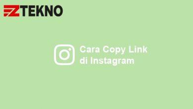 Cara Copy Link di Instagram
