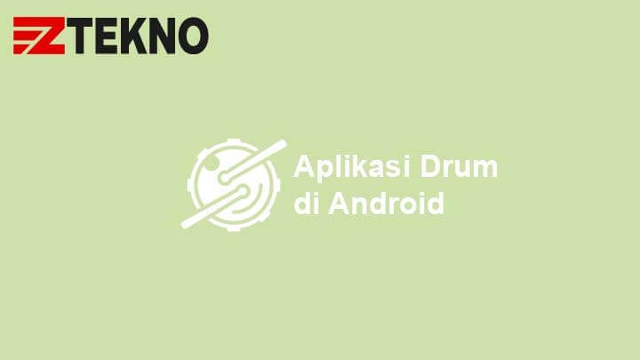 Aplikasi Drum Android