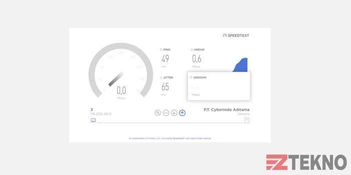 CBN Speedtest Cara Cek Kecepatan Internet
