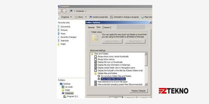Cara Menghapus Chromium di Windows 7