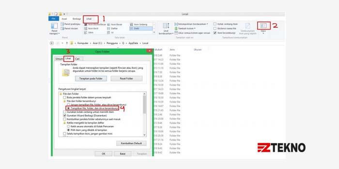 Cara Menghapus Chromium di Windows 8