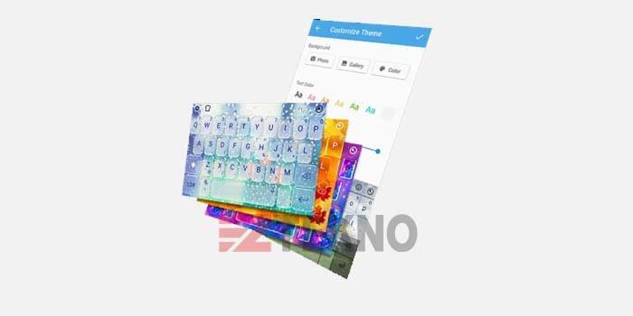 Aplikasi Keyboard hp Android