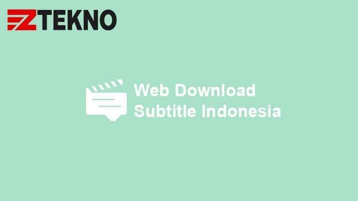 Web Download Subtitle Indonesia