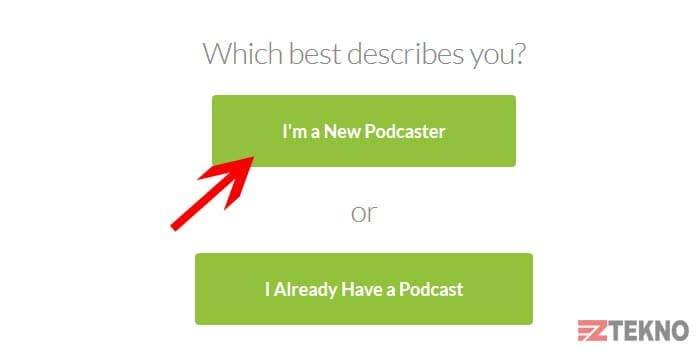 cara membuat rss feed untuk podcast