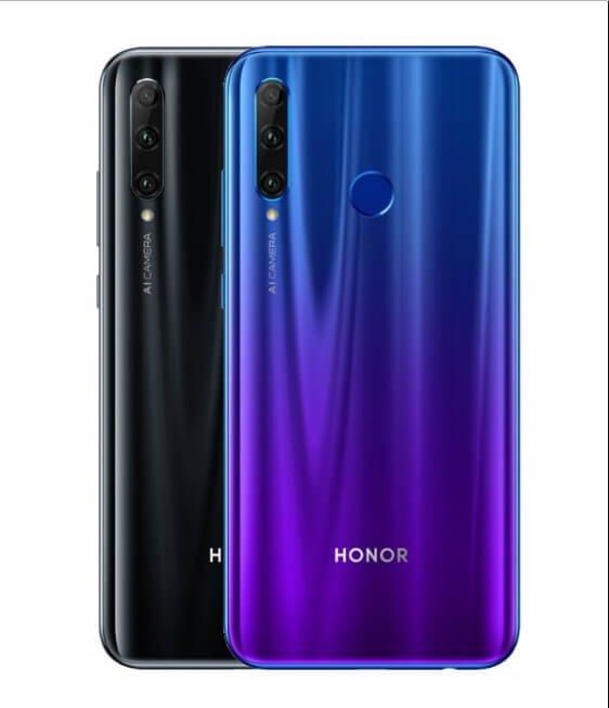 harga Honor 20 Lite
