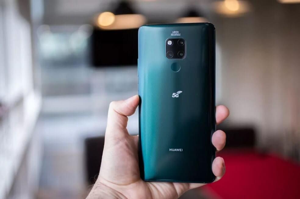spesifikasi Huawei Mate 20 X 5G