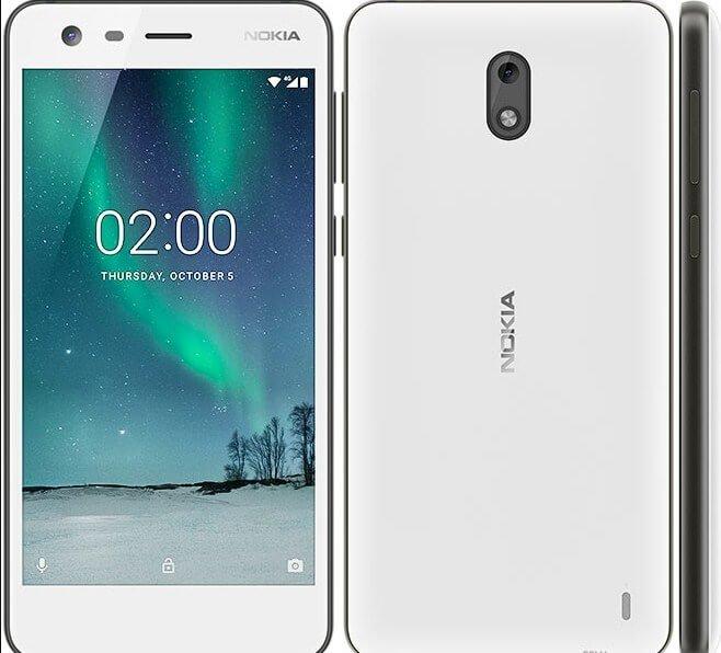 spesifikasi Nokia 2