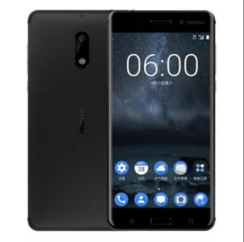 spesifikasi Nokia 6
