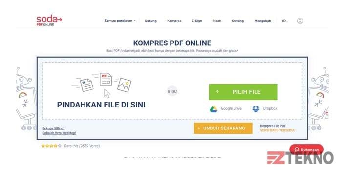 mengubah ukuran kecil pdf online