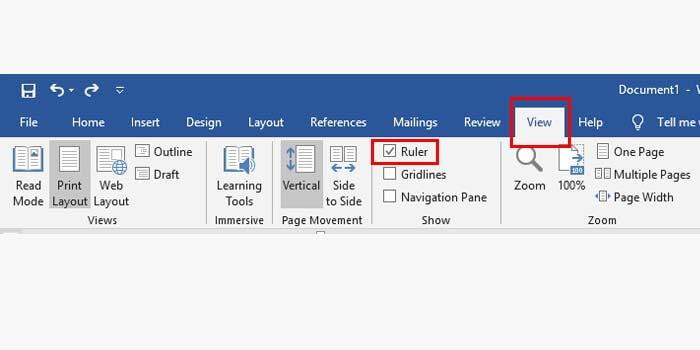 Cara Meluruskan Titik Dua Microsoft Word
