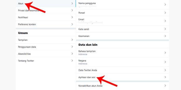 Cara Memutuskan akun PUBG dengan Twitter