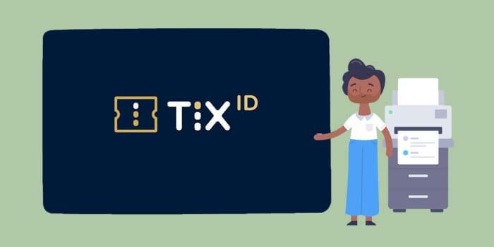 Cara Mencetak Tiket Bioskop Tix ID