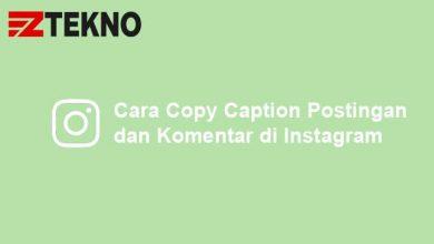 Cara Copy di Instagram