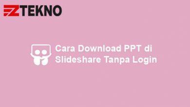 Cara Download Slideshare Tanpa Login