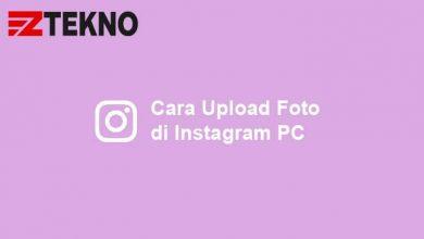 Cara Upload Foto di Instagram PC