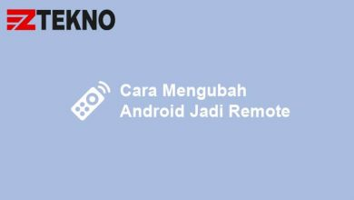 Cara Mengubah Android Jadi Remote