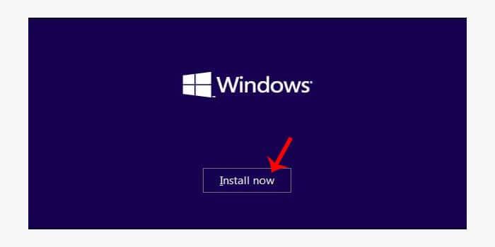 Instal Ulang OS