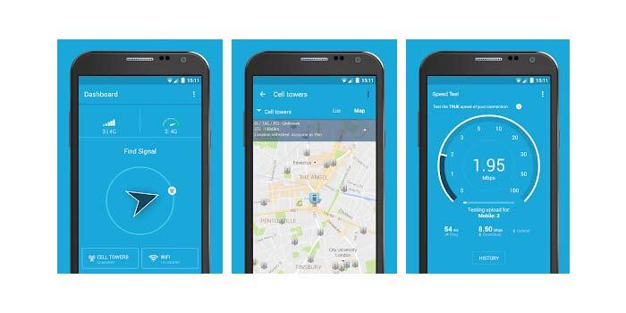 OpenSignal Aplikasi Penguat Sinyal