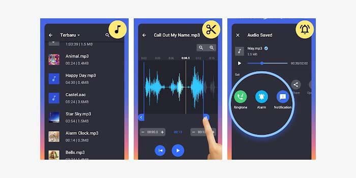 7 Cara Memotong Lagu Di Android Hp Atau Pc Terbaru 2021