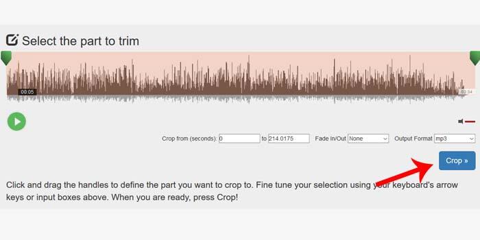 cara memotong lagu secara online di hp dan laptop