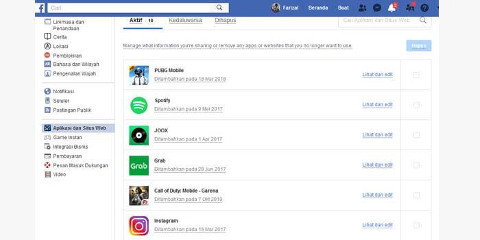 instagram tidak bisa masuk dengan facebook