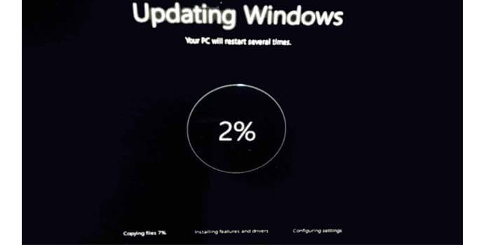 mengupdate windows 10