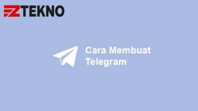 Cara Membuat Telegram