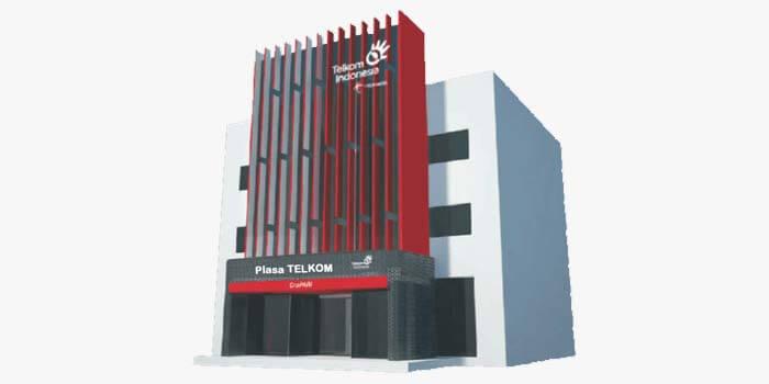 Kantor Telkom Terdekat