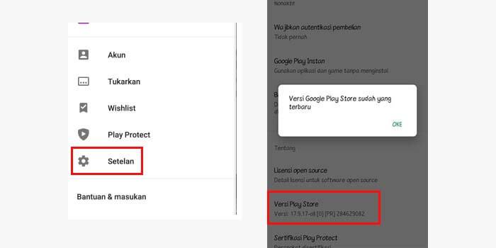 3 Cara Memperbarui Google Play Store Ke Versi Terbaru Update