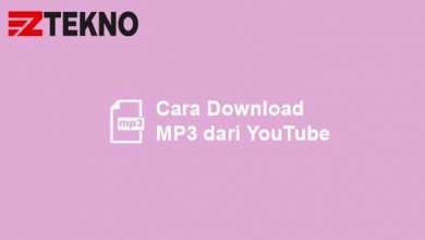 Cara Download MP3 dari YouTube