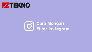 Cara Mencari Filter Instagram