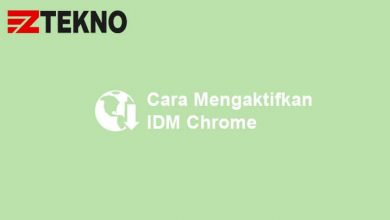 Cara Mengaktifkan IDM Chrome