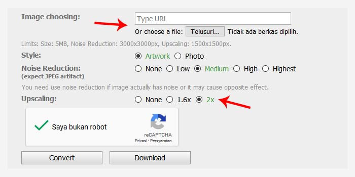 Cara Mengubah Ukuran Gambar Online