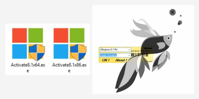 aktivasi windows 8 secara permanen