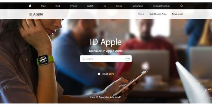 Dari Web Apple