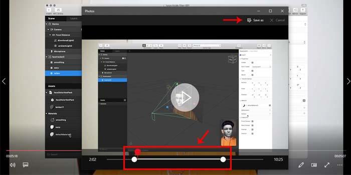 cara memotong video di laptop