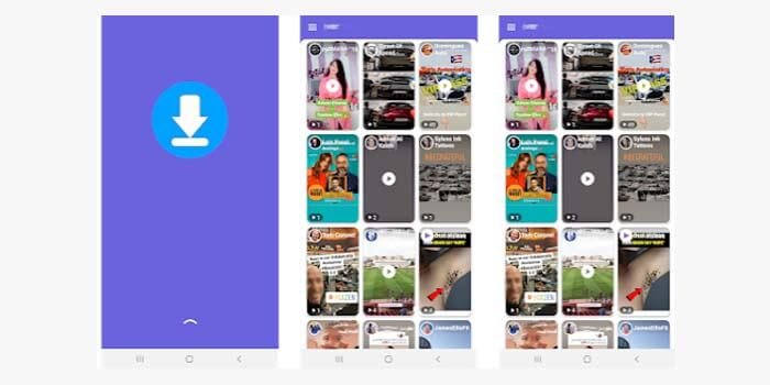 cara menyimpan story facebook ke galeri hp