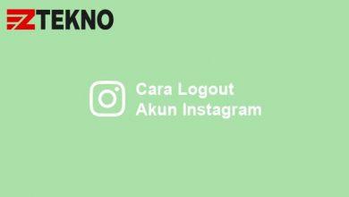 Cara Logout Akun Instagram