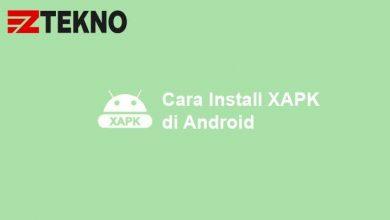 Cara Install XAPK