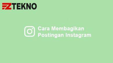 Cara Membagikan Postingan Instagram