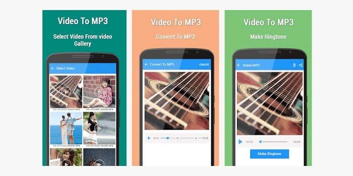 cara mengubah video menjadi mp3 di hp