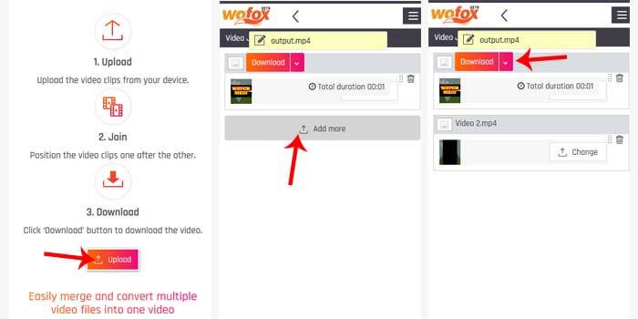 gabung video tanpa aplikasi