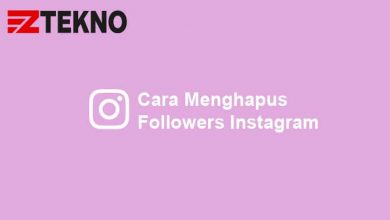 Cara Menghapus Followers Instagram
