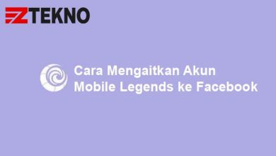 Cara Mengaitkan Akun Mobile Legends ke Facebook