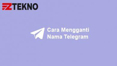 Cara Mengganti Nama Telegram